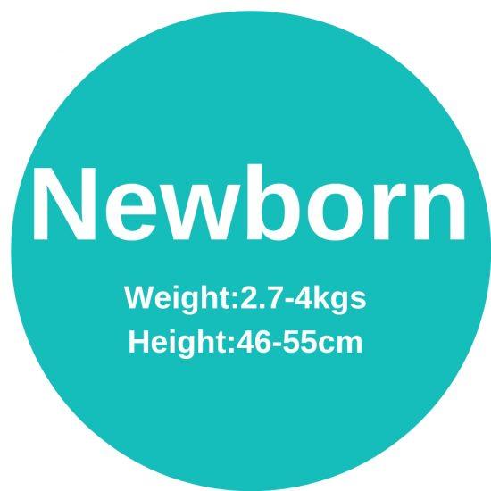 Newborn (2.7-4kgs)