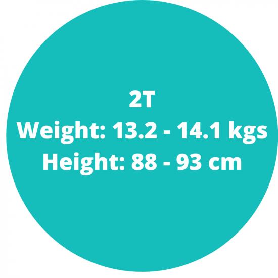 2t (13.2-14.1kgs)